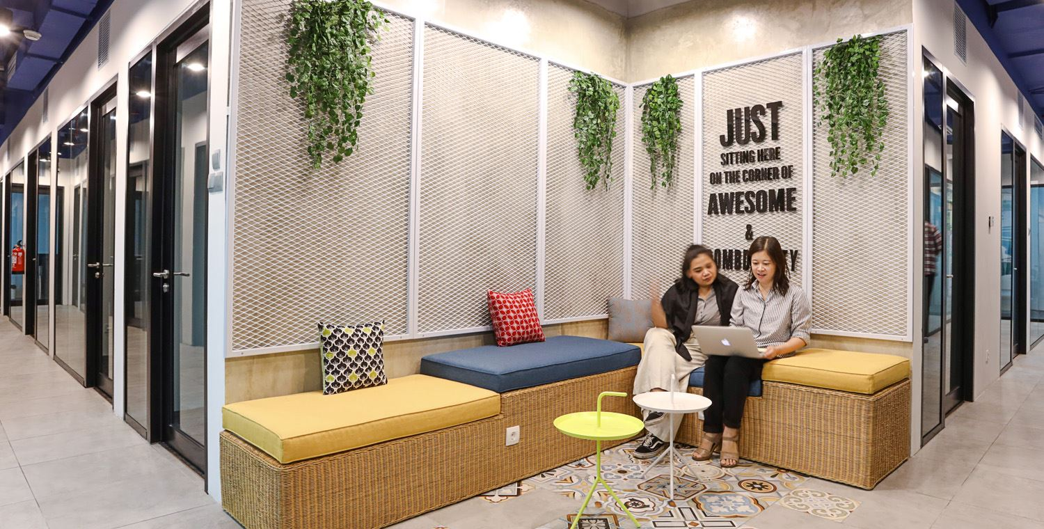 co working space jakarta pusat the plaza