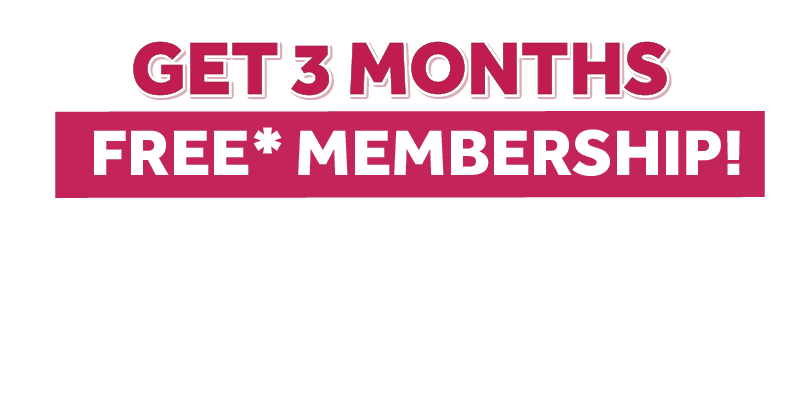 3 Month Free Trial ENG