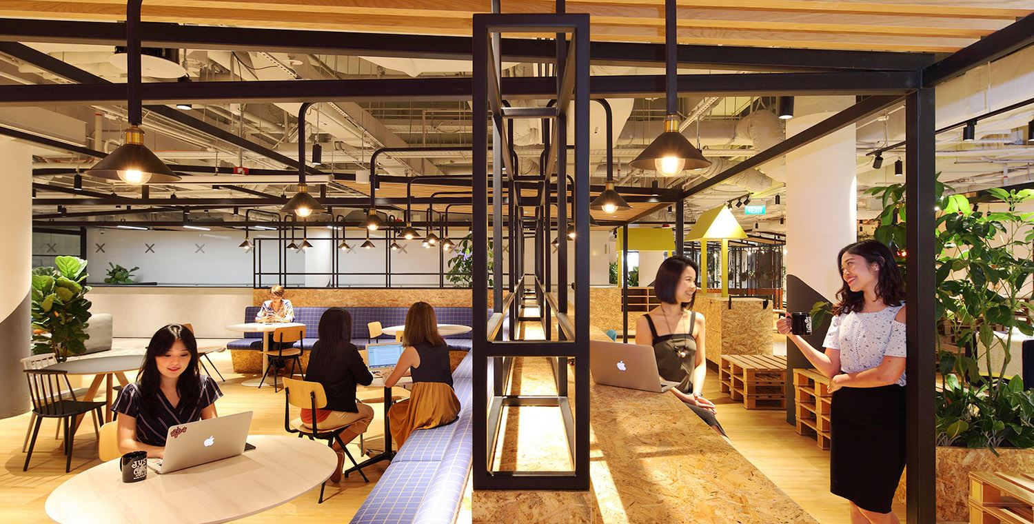 spaces coworking marina square mall singapore
