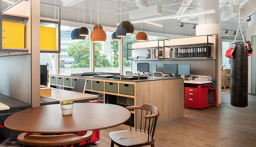 collab space corporate singapore