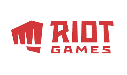 Riot Games Red Logo JustCo Member