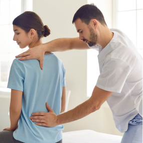 On-site Spinal Screening with Chiropractic Singapore
