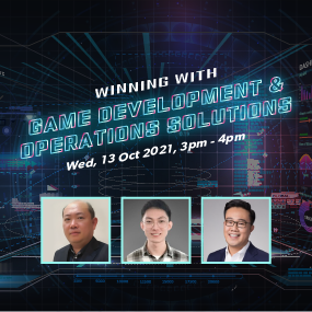Winning with Game Development & Operations Solutions