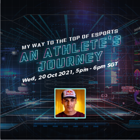 My Way to the Top of Esports - An Athlete's Journey